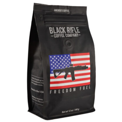 Black Rifle Coffee Freedom Fuel Ground 12oz
