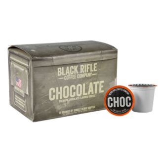 Black Rifle Coffee Chocolate Rounds 12 Pack