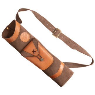 Bear Archery Traditional Back Quiver AT100BQ