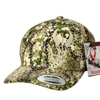 Badlands Snapback Hat Approach 21-35193