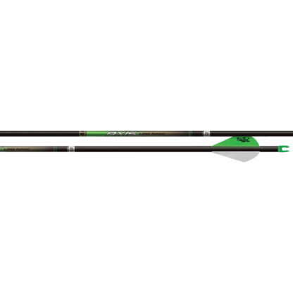Easton Archery Axis 4mm Long Range Arrow Fletched
