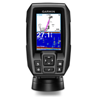 Garmin STRIKER 4, With Dual-beam Transducer 010-01550-00