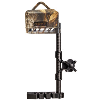 Hoyt Archery Carbon Solo Shorty 4 Quiver Realtree Edge 1531848