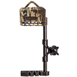 Hoyt Archery Carbon Solo Shorty 4 Quiver OPtifade Subalpine 1931851