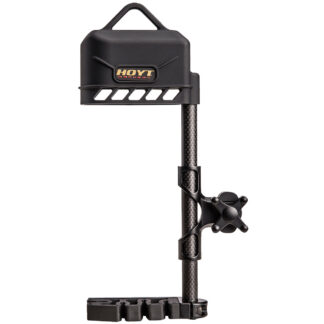 Hoyt Archery Carbon Solo Shorty 4 Quiver Black 1731852
