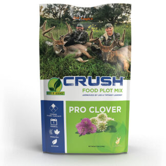 Ani Logics Crush Pro Clover Food Plot Seed