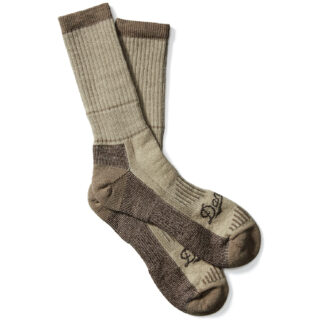 Danner Merino Midweight Hunting Socks Crew Brown 75002