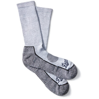 Danner Drirelease Lightweight Work Socks Crew Grey 75009