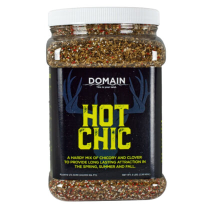 Domain Outdoor Food Plot Seed Hot Chic