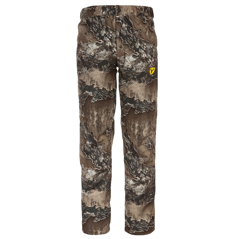 ScentBlocker Clothing SHIELD SERIES DRENCHER PANT Lightweight Waterproof Realtree Excape 1055120-223