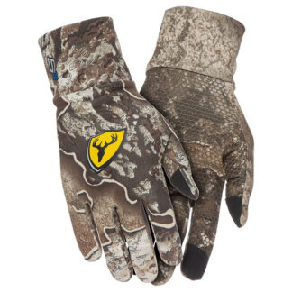 2305631-223 ScentBlocker SHIELD SERIES S3 TOUCH TEXT GLOVE Realtree Excape