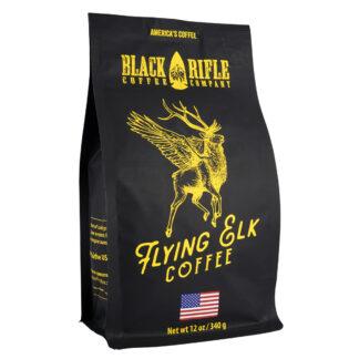 Black Rifle Coffee Flying Elk Ground 12oz