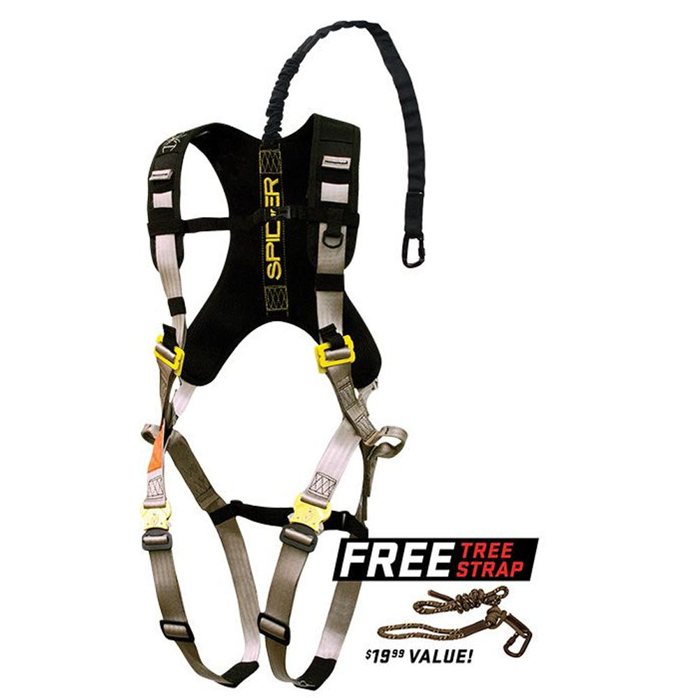 Tree Spider Harness Speed Harness 2X-Large/3X-Large